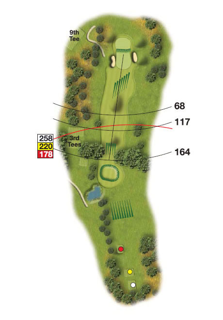 Hole Map